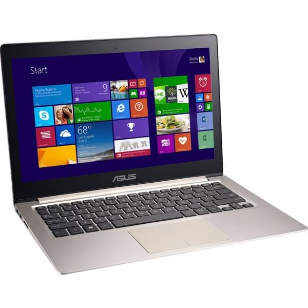Asus UX301LA-DE174R (90NB0193-M06610 (soldé)) - Achat / Vente PC Portable sur Cybertek.fr - 0