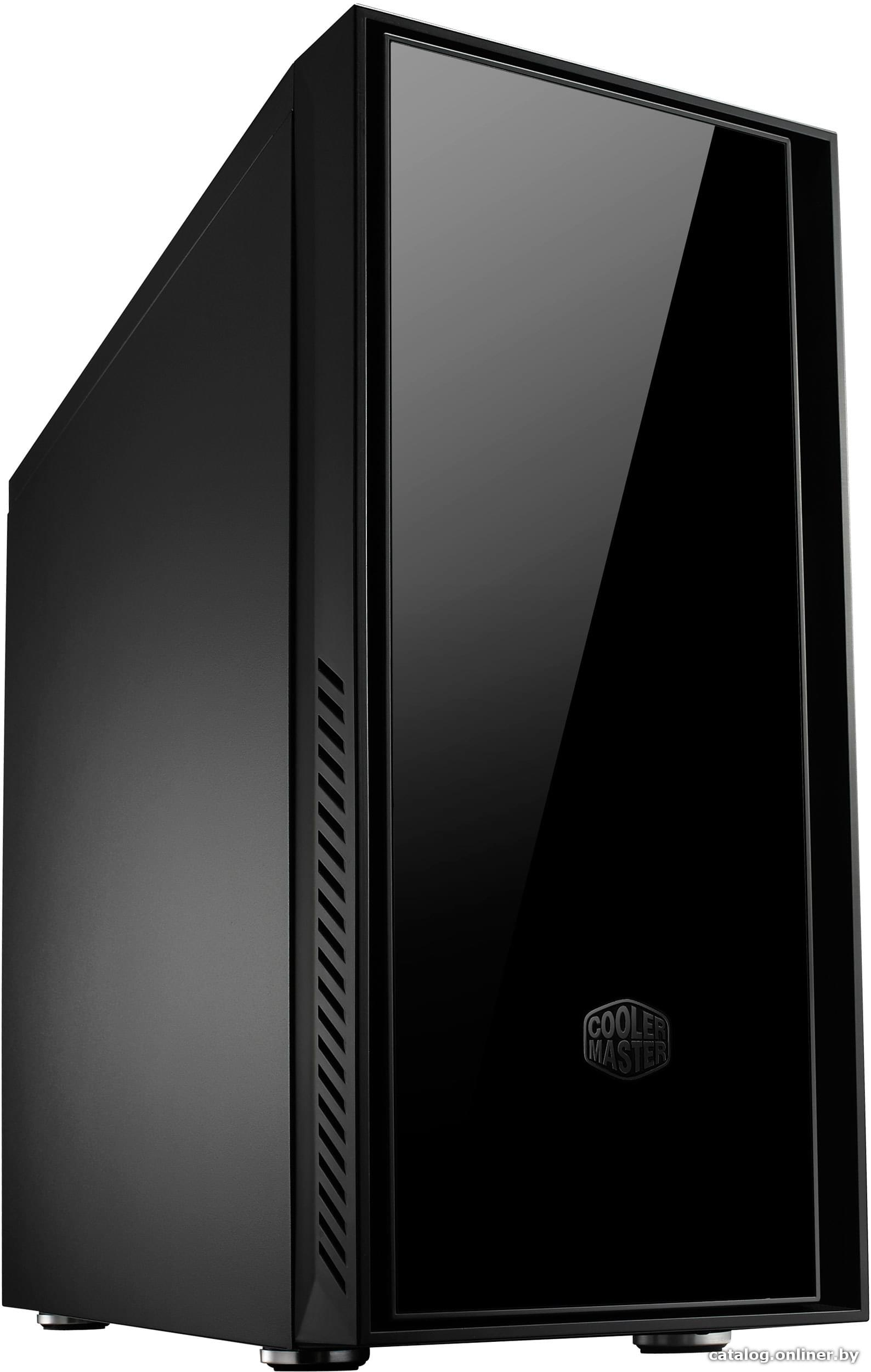 Cooler Master Silencio 550 RC-550-KKA650 (RC-550-KKA650) - Achat / Vente Boîtier PC sur Cybertek.fr - 0