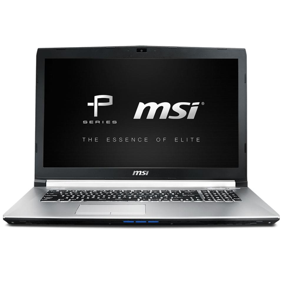 MSI PE60 2QE-299 (PE60 2QE-299FR) - Achat / Vente PC Portable sur Cybertek.fr - 0