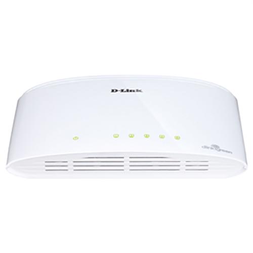 Switch D-Link 5 Ports 10/100/1000Mbps DGS-1005D - Cybertek.fr - 0