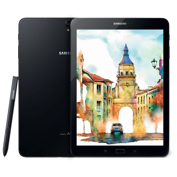 Samsung Galaxy TAB S3 T820NZK Noir - Tablette tactile Samsung - 0