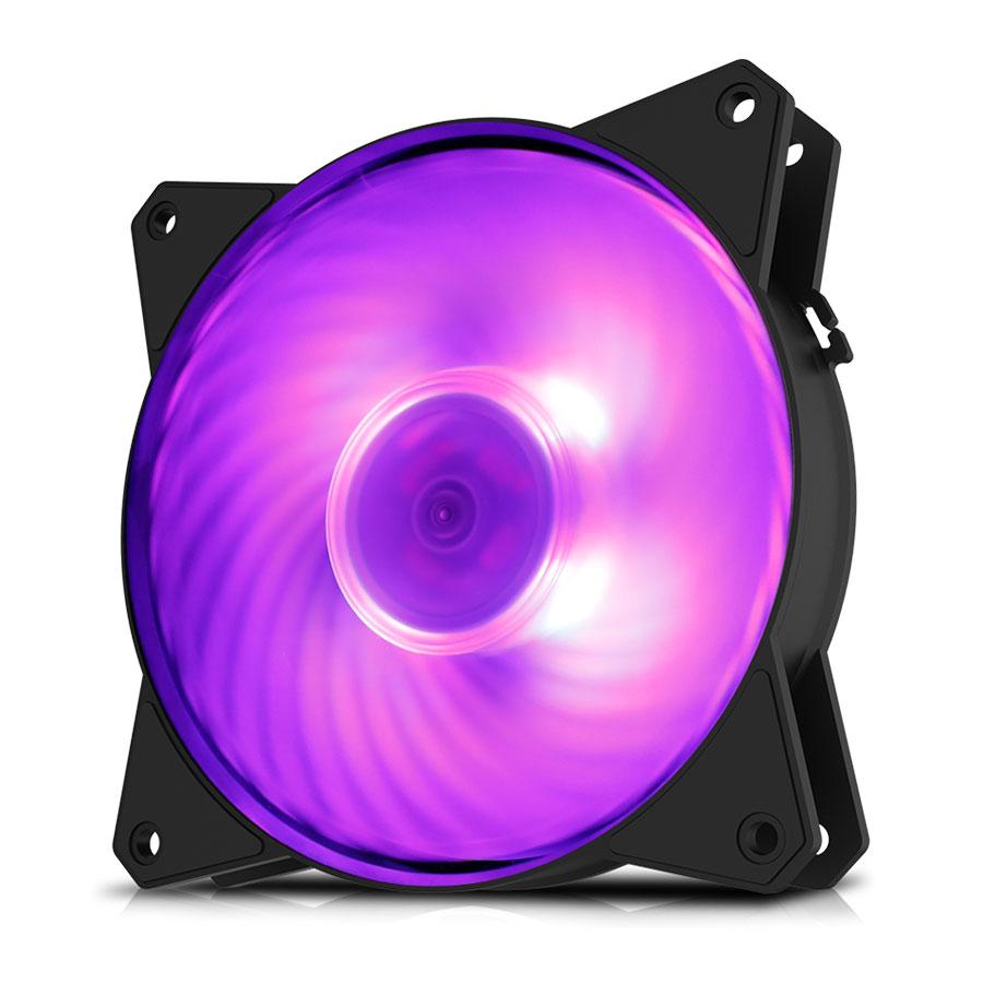 Cooler Master MasterFan 120 MF120R RGB R4-C1DS-20PC-R1 - Ventilateur boîtier - 1