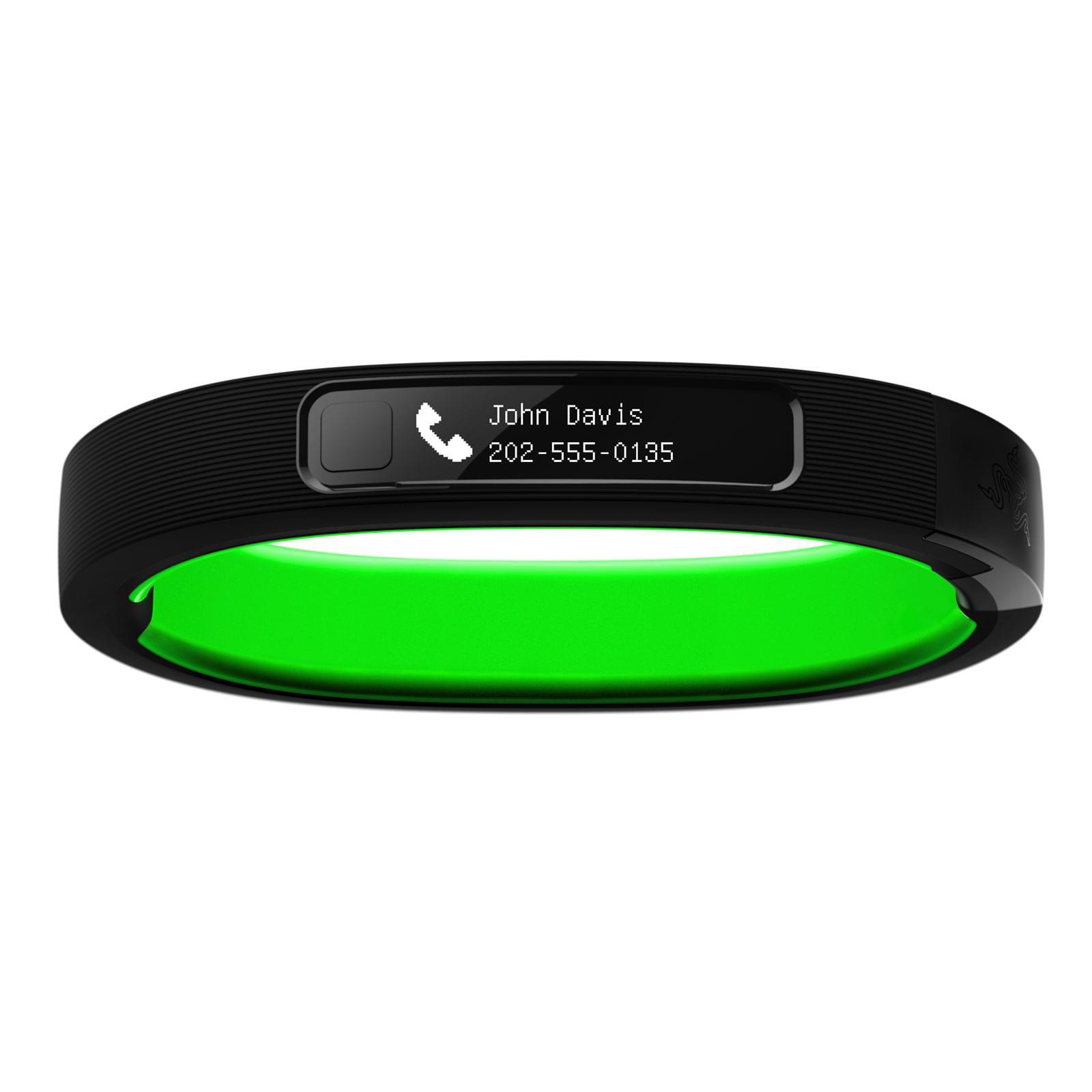 Razer Bracelet connecté NABU Green Large (RZ15-01180300-R3M1) - Achat / Vente Accessoire Téléphonie sur Cybertek.fr - 0