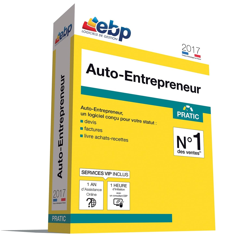 EBP Auto-Entrepreneur Pratic 2017 - Logiciel application - 0