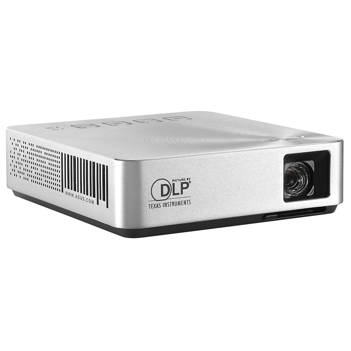 Asus S1 (90LJ0060-B00120) - Achat / Vente Vidéoprojecteur sur Cybertek.fr - 0