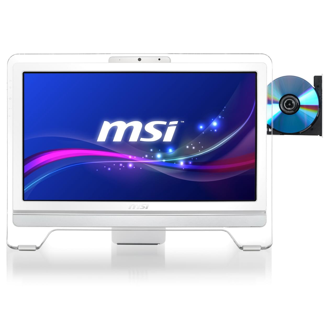 MSI AE2050-077 (9S6-AA5312-077) - Achat / Vente All-In-One PC sur Cybertek.fr - 0