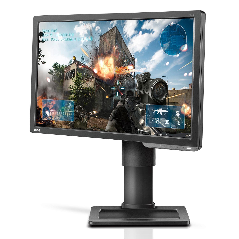 "BenQ 24""  9H.LGPLB.QBE - Ecran PC BenQ - Cybertek.fr - 2"