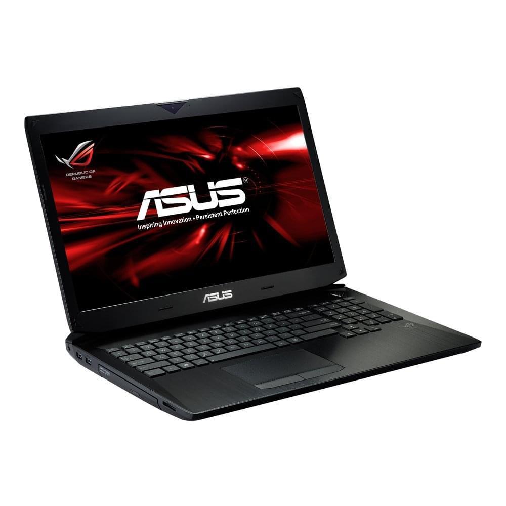 Asus G750JX-CV030H (G750JX-CV030H) - Achat / Vente PC portable sur Cybertek.fr - 0