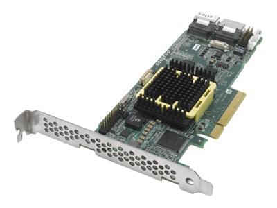 Adaptec PCI-E SAS/SATA RAID 5805 8 ports (2244300-R) - Achat / Vente Carte Controleur sur Cybertek.fr - 0