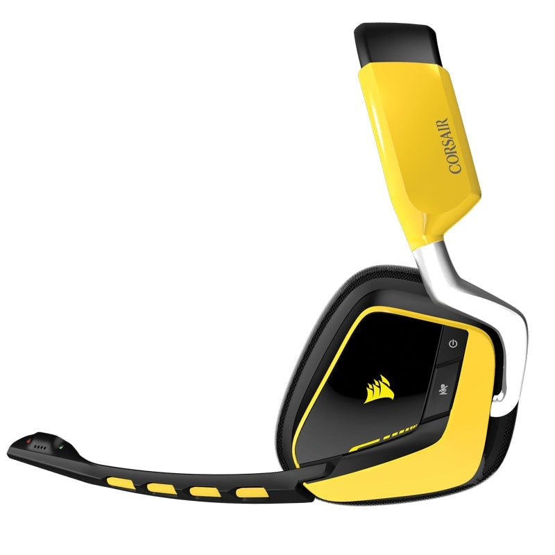 Corsair Gaming VOID Dolby 7.1 Wireless SE CA-9011135-EU (CA-9011135-EU --) - Achat / Vente Micro-casque sur Cybertek.fr - 1