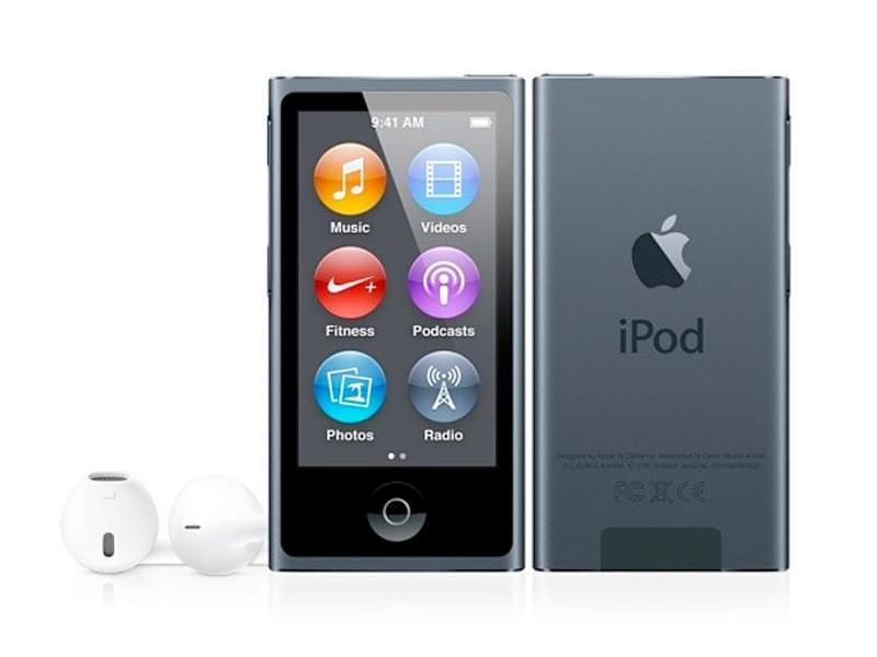 Apple iPod nano 16 Go Ardoise (MD481ZD/A) - Achat / Vente Serveur NAS sur Cybertek.fr - 0