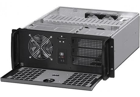 "No Name (l)19""x(H)4Ux(P)480mm Gris - Boîtier PC No Name - 0"
