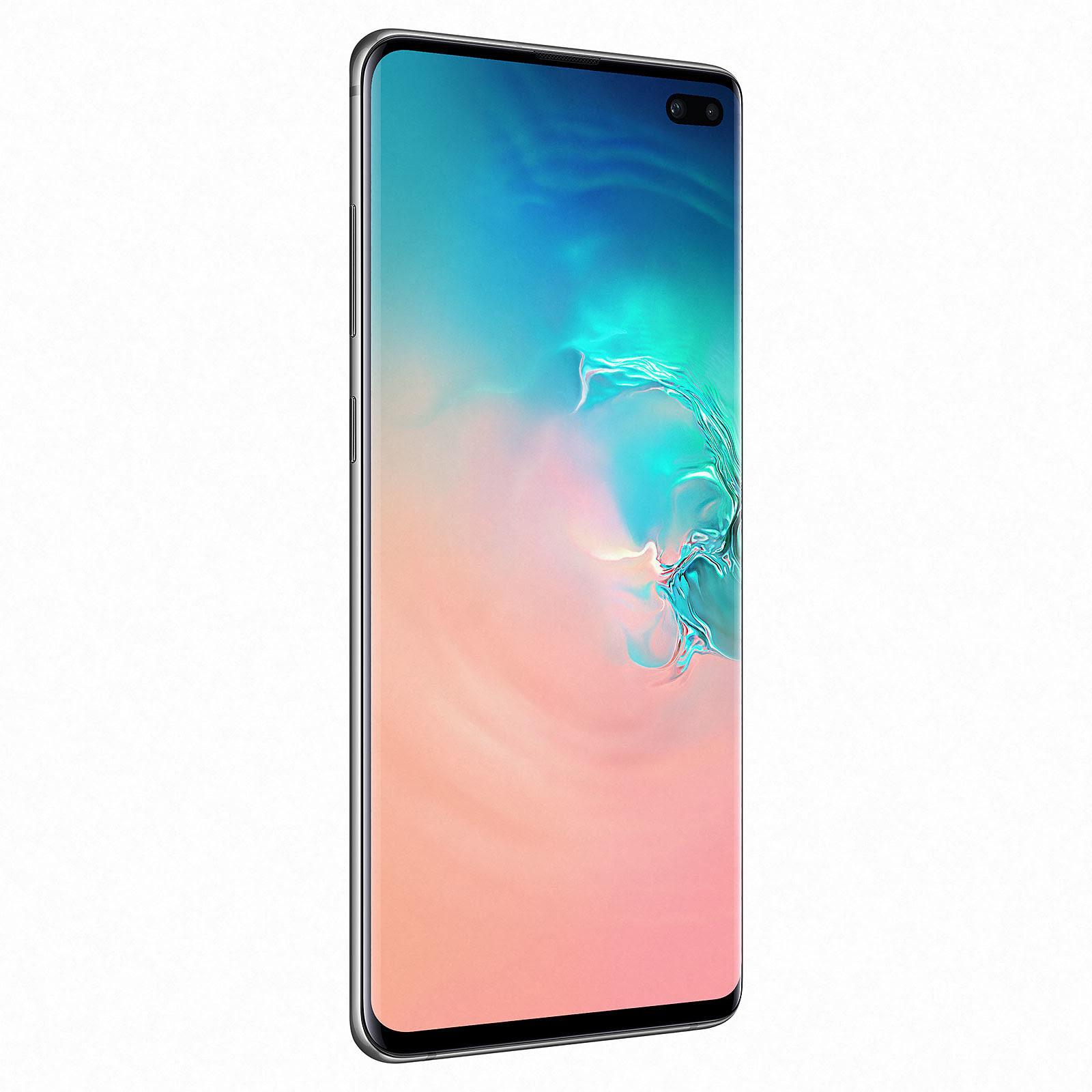 Samsung Galaxy S10+ G975 128Go White - Téléphonie Samsung - 4