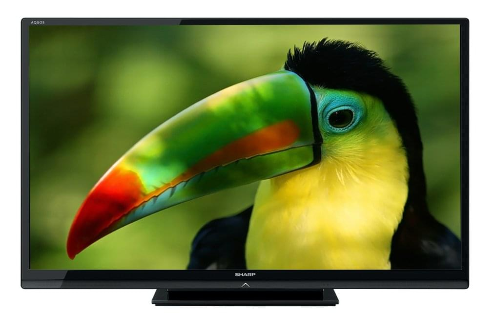 "Sharp LC-60LE635E - 60"" (152cm) LED HDTV 1080p - TV Sharp - 0"