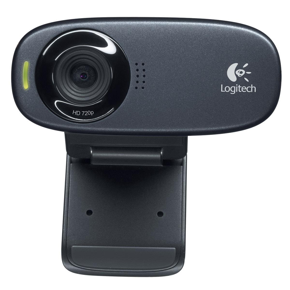 Logitech HD WebCam C310 ( 960-001065) - Achat / Vente Caméra / Webcam sur Cybertek.fr - 0