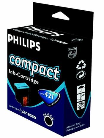 Cartouche Noire Philips PFA 421 - 906115308009 pour imprimante Transfert thermique Sagem - 0