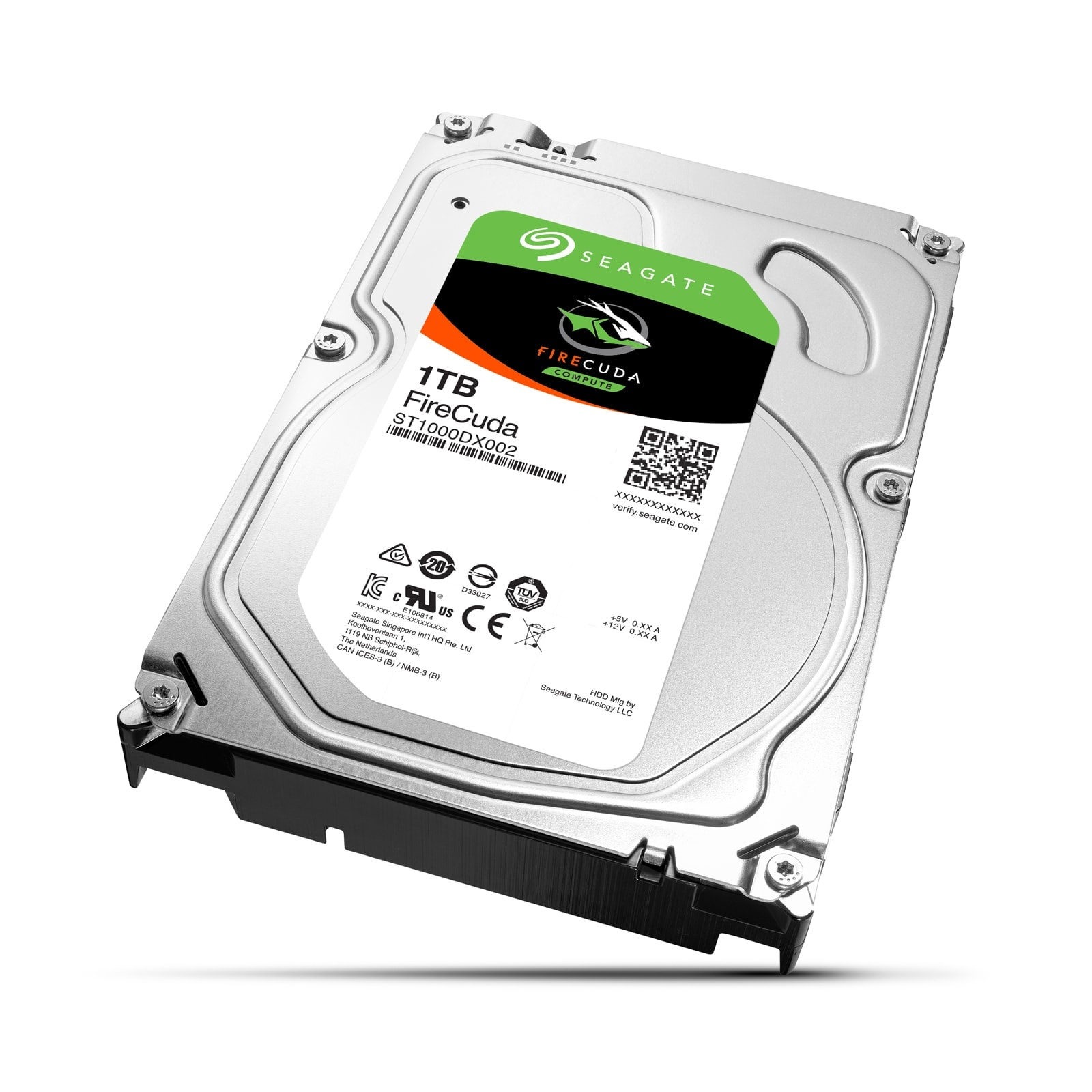 Disque Dur Interne 1To Seagate   - 0