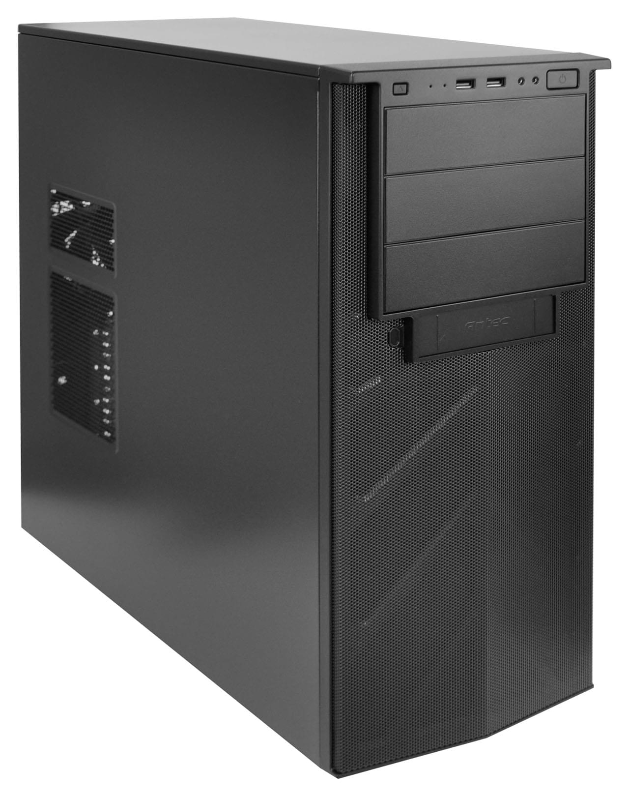 Antec VSK2000 - Boîtier PC Acier - Sans Alim - 0