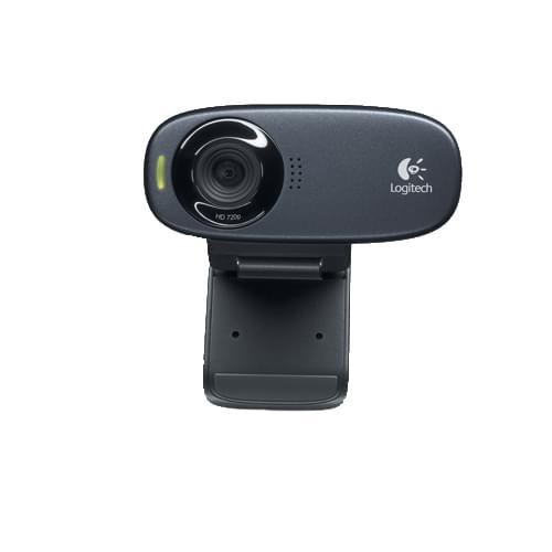 Logitech HD WebCam C310 (960-000586) - Achat / Vente Caméra / Webcam sur Cybertek.fr - 0