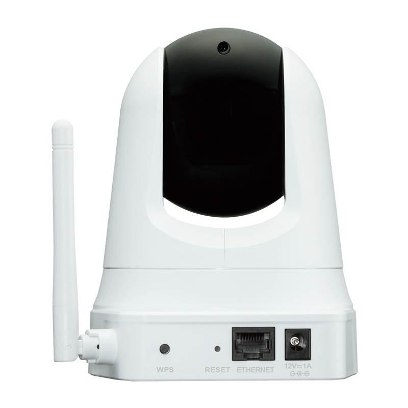 D-Link DCS-5020L Caméra motorisée IP WiFi IR mydlink - 1