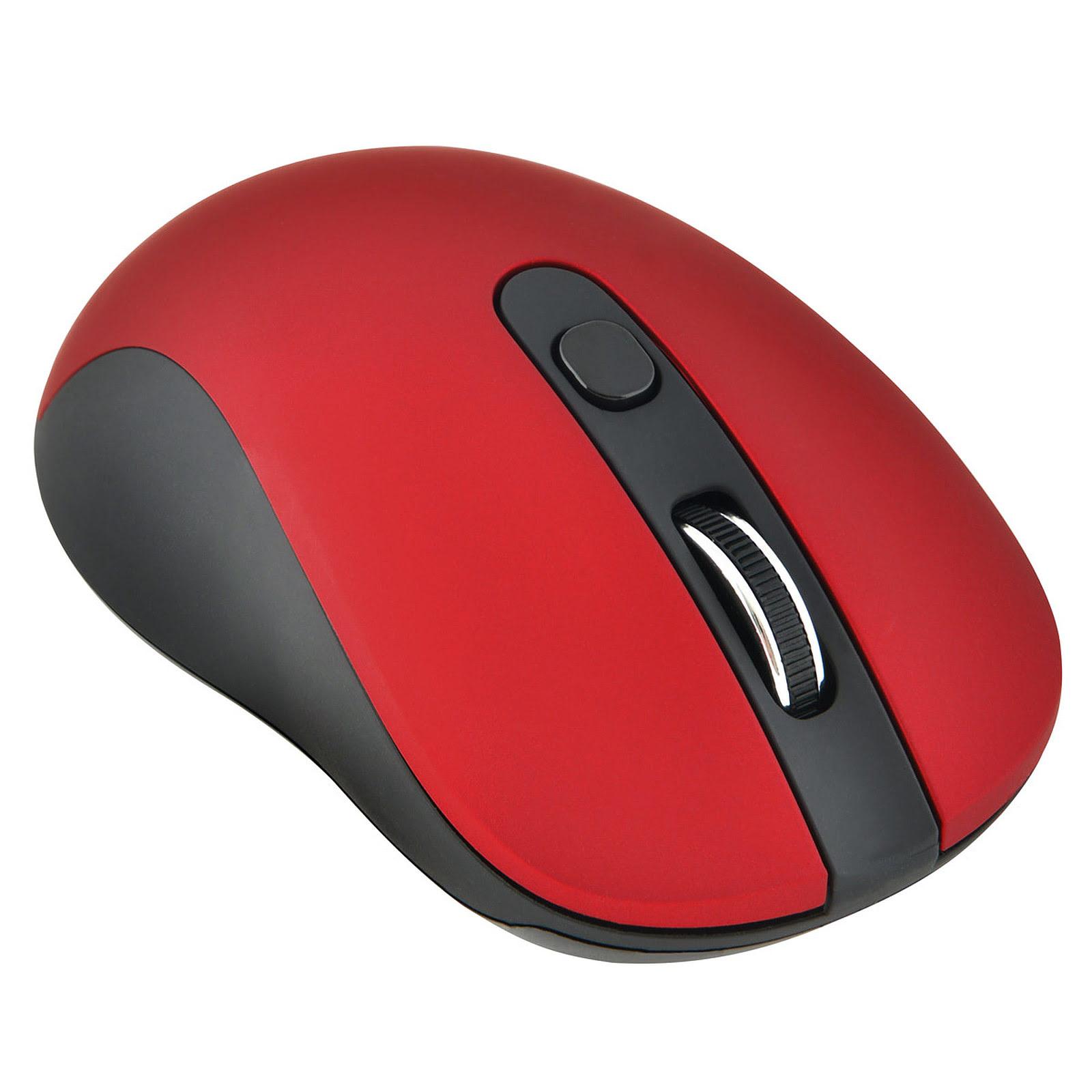 Bluestork M-WL-OFF60-RED - Souris PC Bluestork - Cybertek.fr - 1