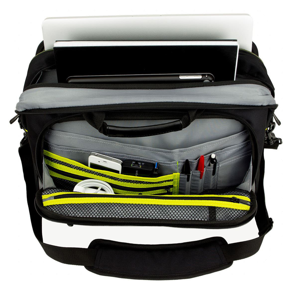 "TCG470EU CityGear 15-17.3"" Topload Laptop Case Targus - 2"