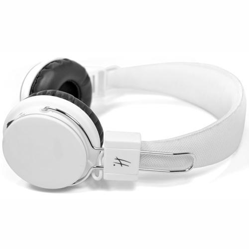 Halterrego Double H Blanc (MICHALBMCW) - Achat / Vente Micro-casque sur Cybertek.fr - 0
