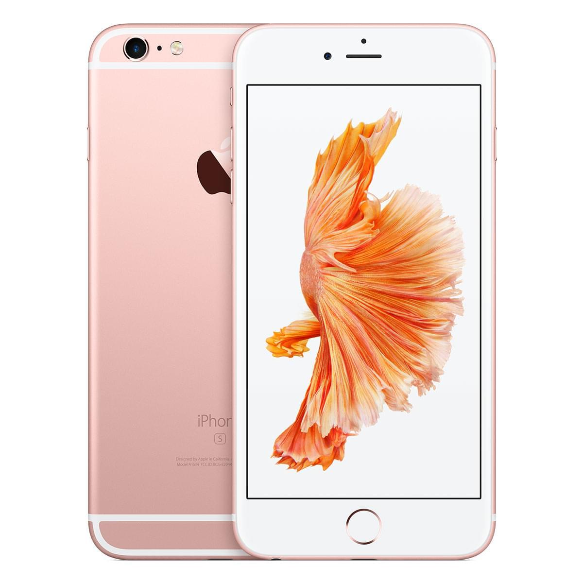 Apple iPhone 6s Plus 64Go Or Rose (MKU92ZD/A) - Achat / Vente Téléphonie sur Cybertek.fr - 0