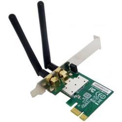 image produit Netis PCI-E WiFi 802.11 N,B,G - LP/strd./300MB Cybertek