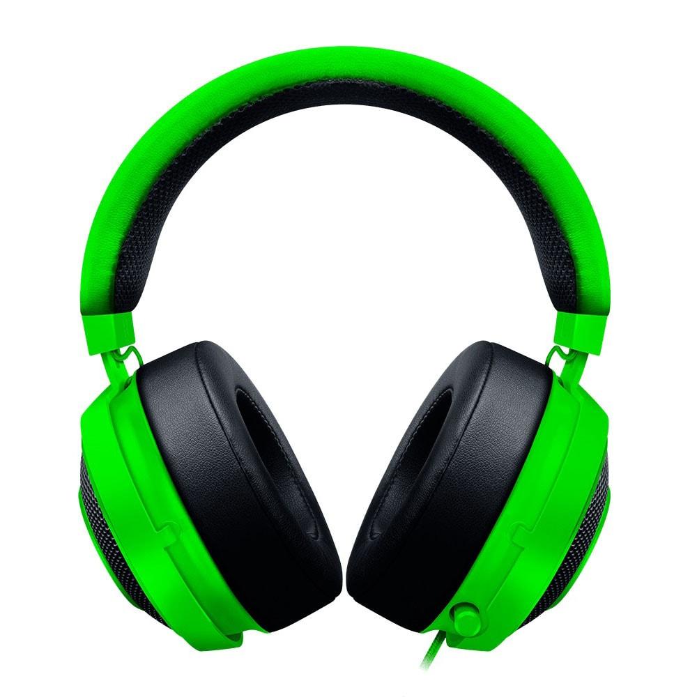 Razer Kraken Pro Vert V2 Stereo Vert - Micro-casque - Cybertek.fr - 1