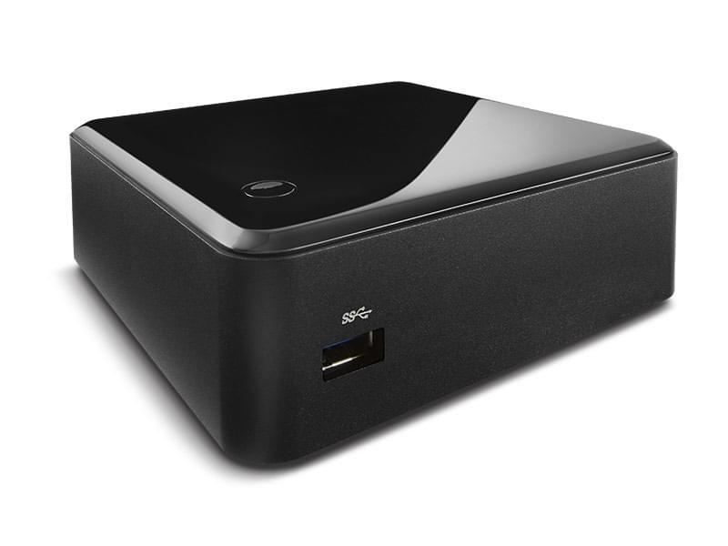 Intel NUC DC53427HYE (BOXDC53427HYE soldé) - Achat / Vente Barebone et Mini PC sur Cybertek.fr - 0