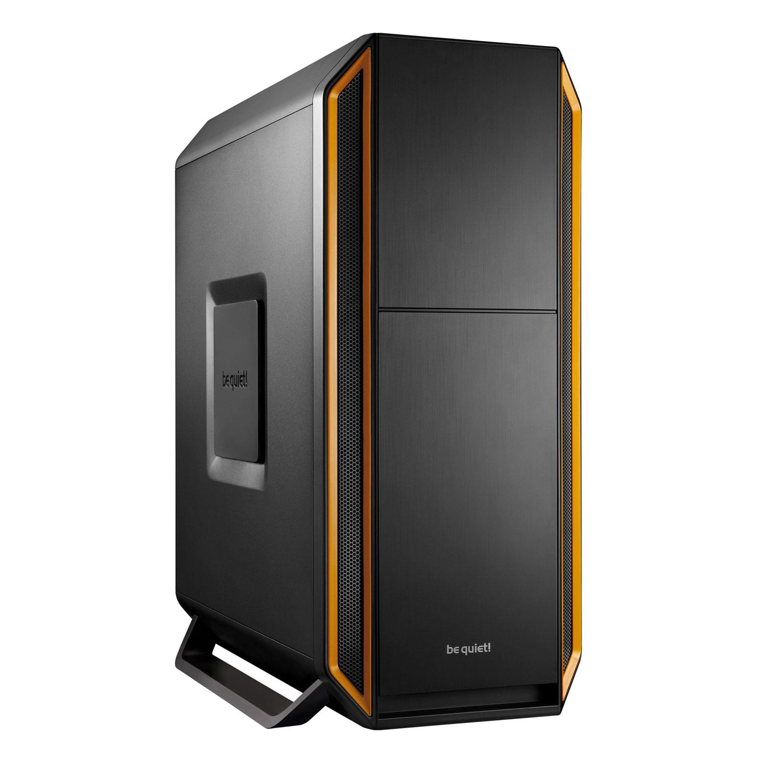 Be Quiet! Silent Base 800 Orange Orange - Boîtier PC Be Quiet! - 0