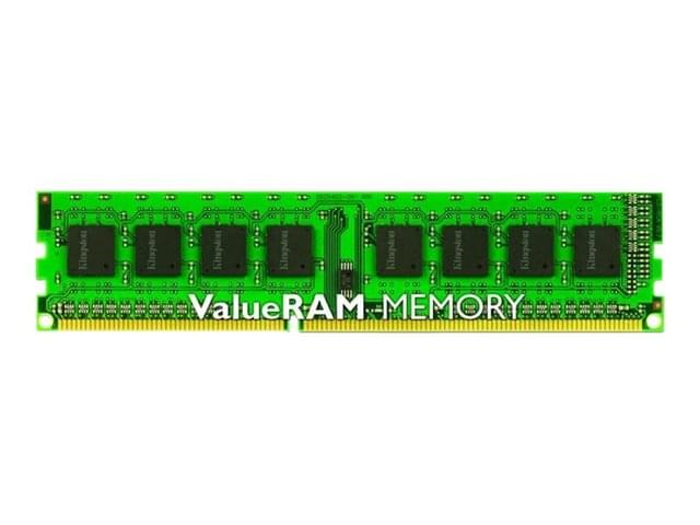 Kingston ValueRAM KVR13N9S6/2 (KVR13N9S6/2) - Achat / Vente Mémoire PC sur Cybertek.fr - 0
