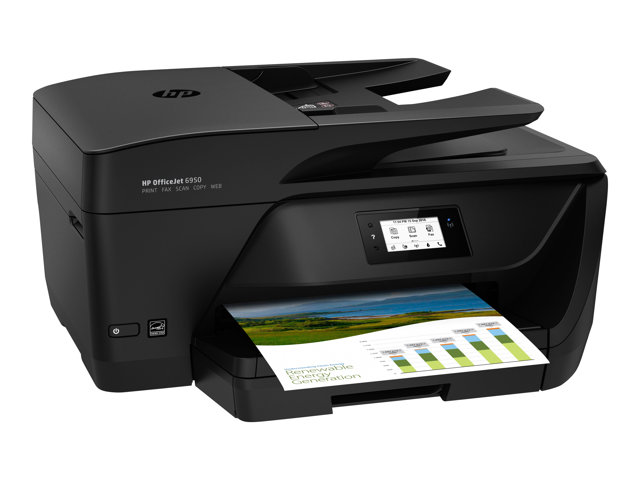 Imprimante multifonction HP OfficeJet 6950 e-All-in-One Printer - 3