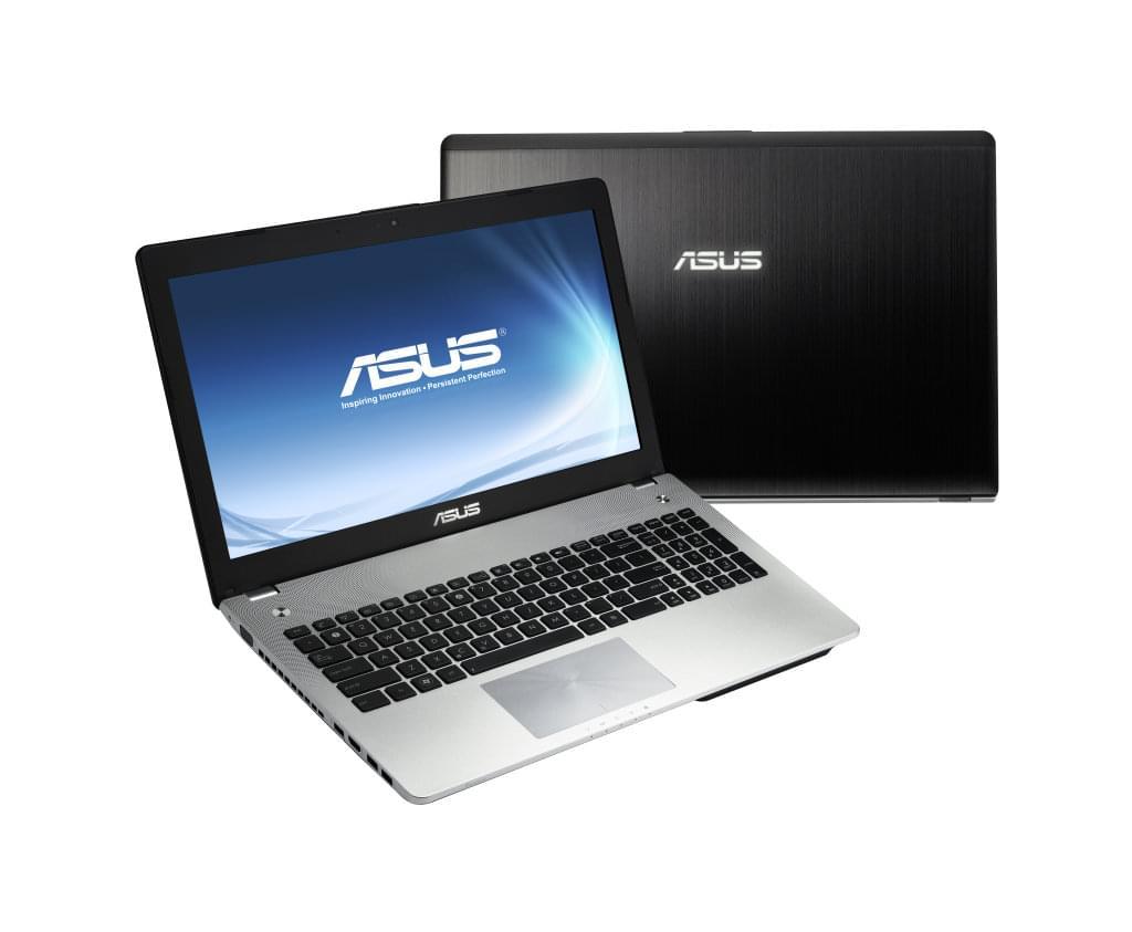 Asus N56VZ-S4232H (N56VZ-S4232H) - Achat / Vente PC Portable sur Cybertek.fr - 0