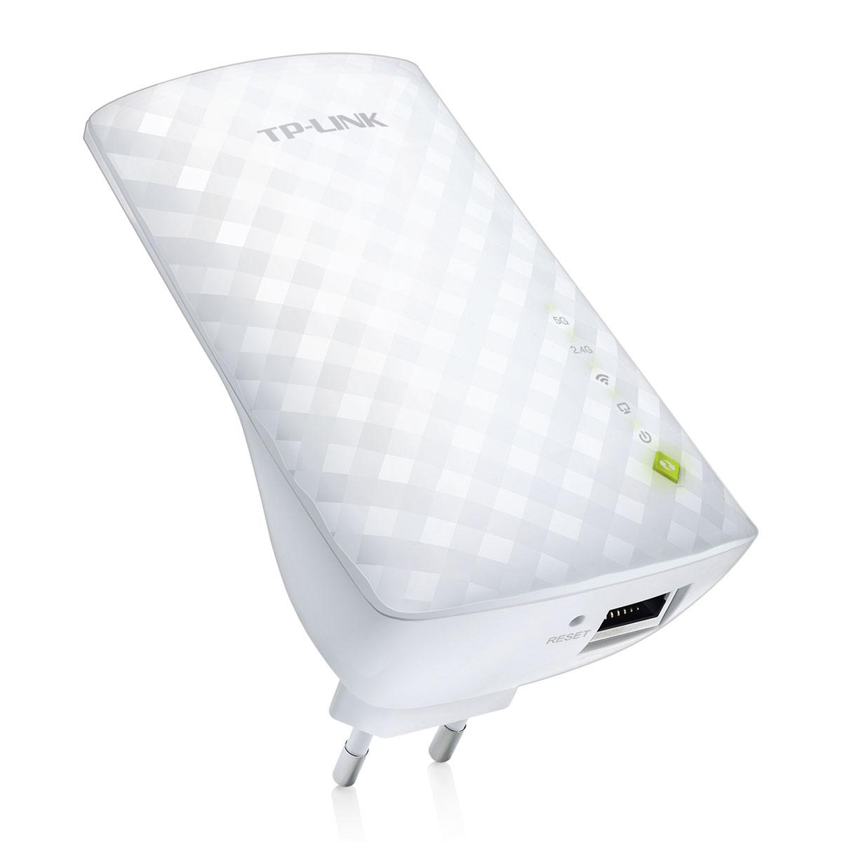 TP-Link RE200 - Répéteur WiFi AC 750 - Cybertek.fr - 2