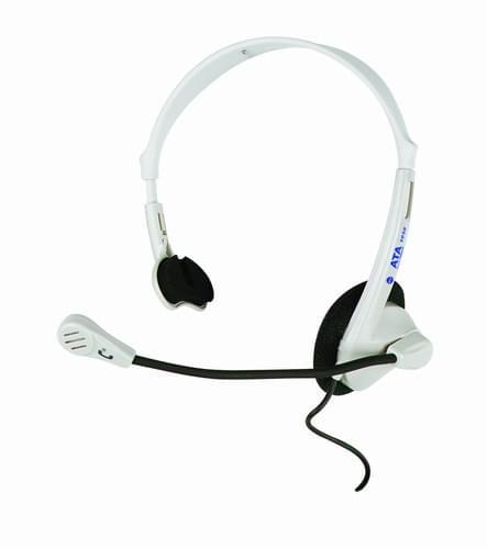 No Name Casque et micro pour téléphone RJ9 Mono - Micro-casque - 0