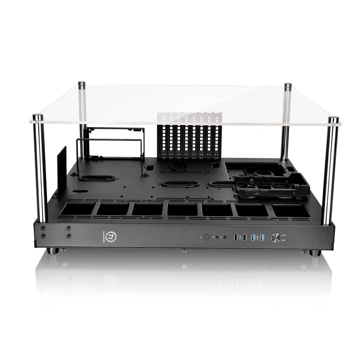 Thermaltake Core P5 (CA-1E7-00M1WN-00) - Achat / Vente Boîtier PC sur Cybertek.fr - 1