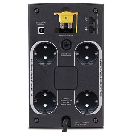 APC BX950U-FR (BX950U-FR) - Achat / Vente Onduleur - Multiprises sur Cybertek.fr - 1