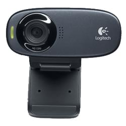 Logitech Cam�ra / Webcam HD WebCam C310 Cybertek