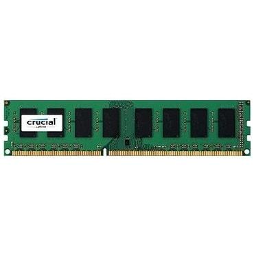 Crucial CT51264BD160BJ (4Go DDR3L 1.35/1.5v 1600 PC12800) (CT51264BD160BJ) - Achat / Vente Mémoire PC sur Cybertek.fr - 1