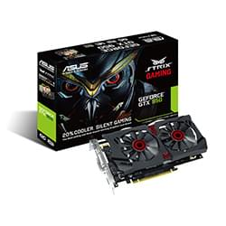 Cybertek Carte graphique Asus STRIX GTX950-DC2OC-2GD5 - GTX950/2Go/DVI/HDMI/DP
