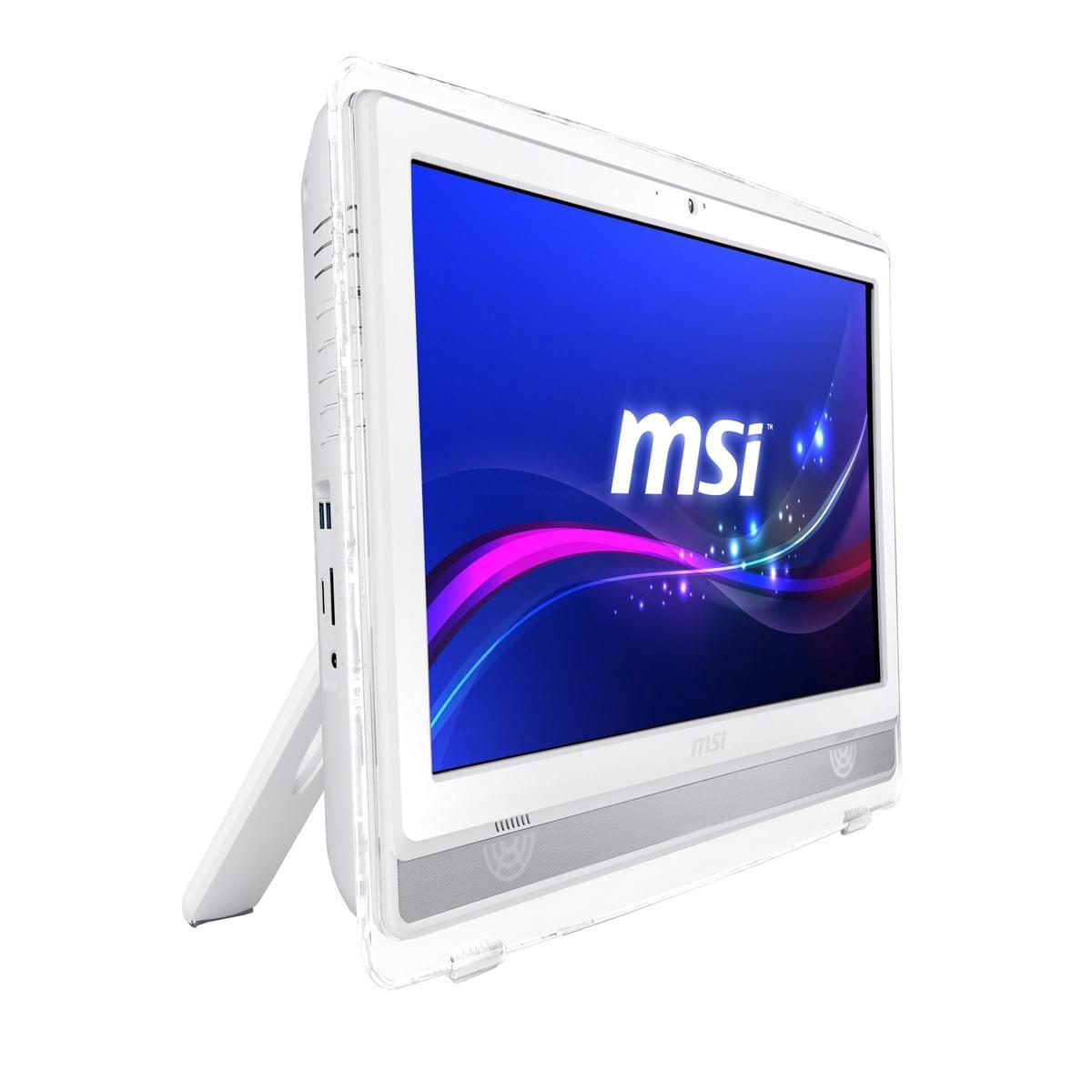 MSI AE2282-017EU (AE2282-017EU) - Achat / Vente All-In-One PC sur Cybertek.fr - 0