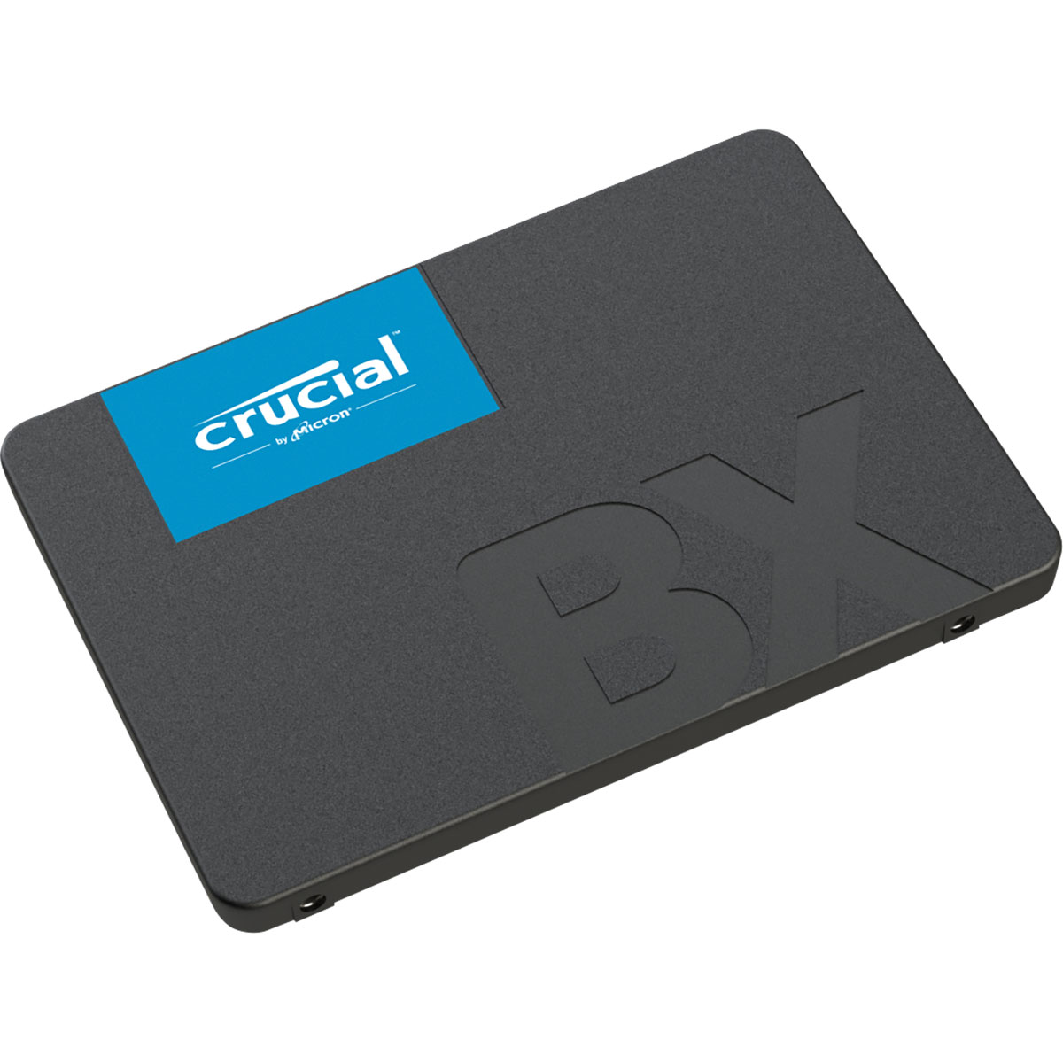 Crucial BX500 960Go-1To SATA III - Disque SSD Crucial - 3