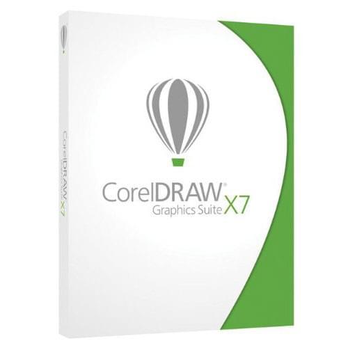 Corel CorelDRAW Graphics Suite X7 (CDGSX7FRNLDB) - Achat / Vente Logiciel Application sur Cybertek.fr - 0
