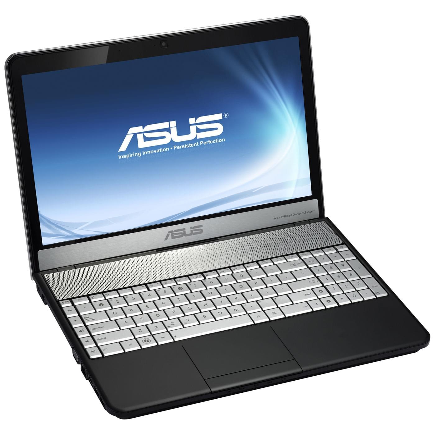 Asus N55SL-S2117V (N55SL-S2117V) - Achat / Vente PC Portable sur Cybertek.fr - 0
