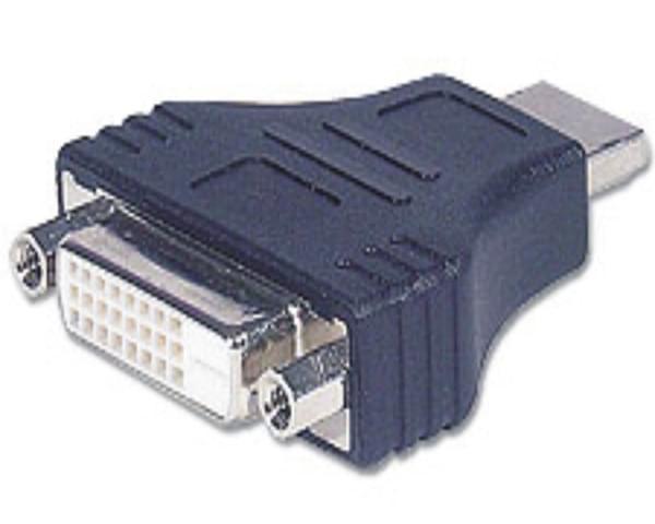Adaptateur HDMI Mâle - DVI Femelle - Connectique PC - Cybertek.fr - 0