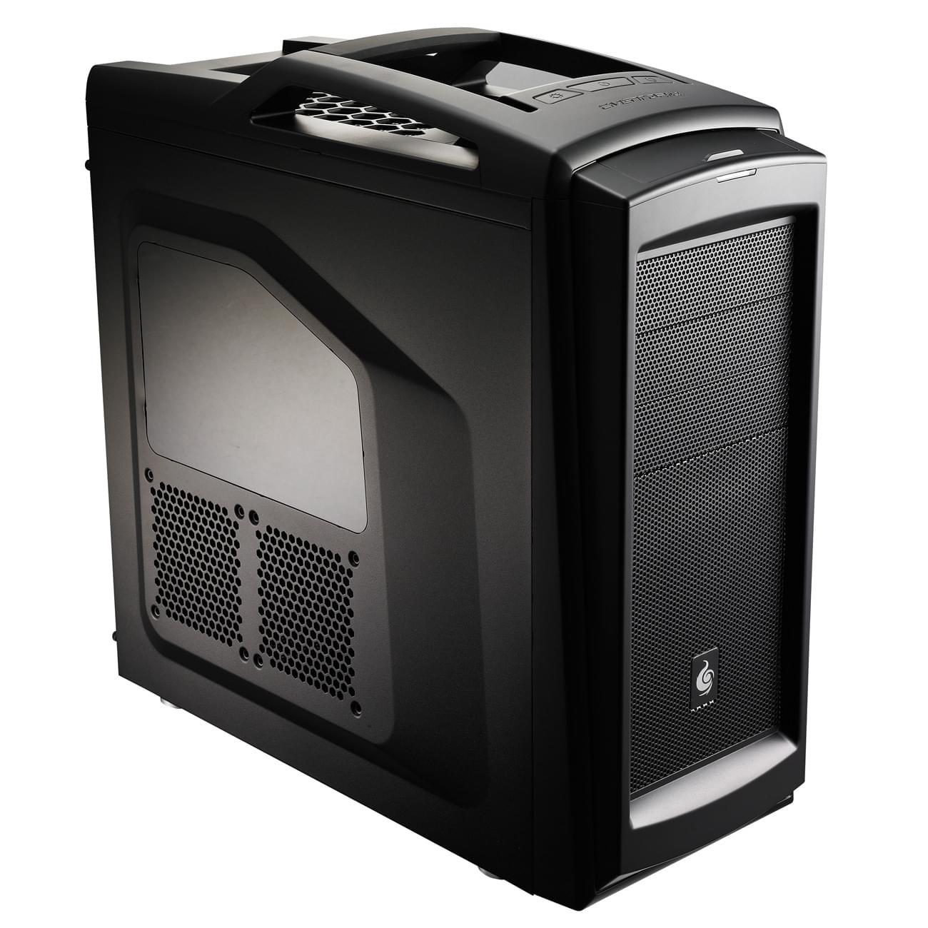 Cooler Master Storm Scout 2 BK SGC-2100-KWN1 (SGC-2100-KWN1) - Achat / Vente Boîtier PC sur Cybertek.fr - 0