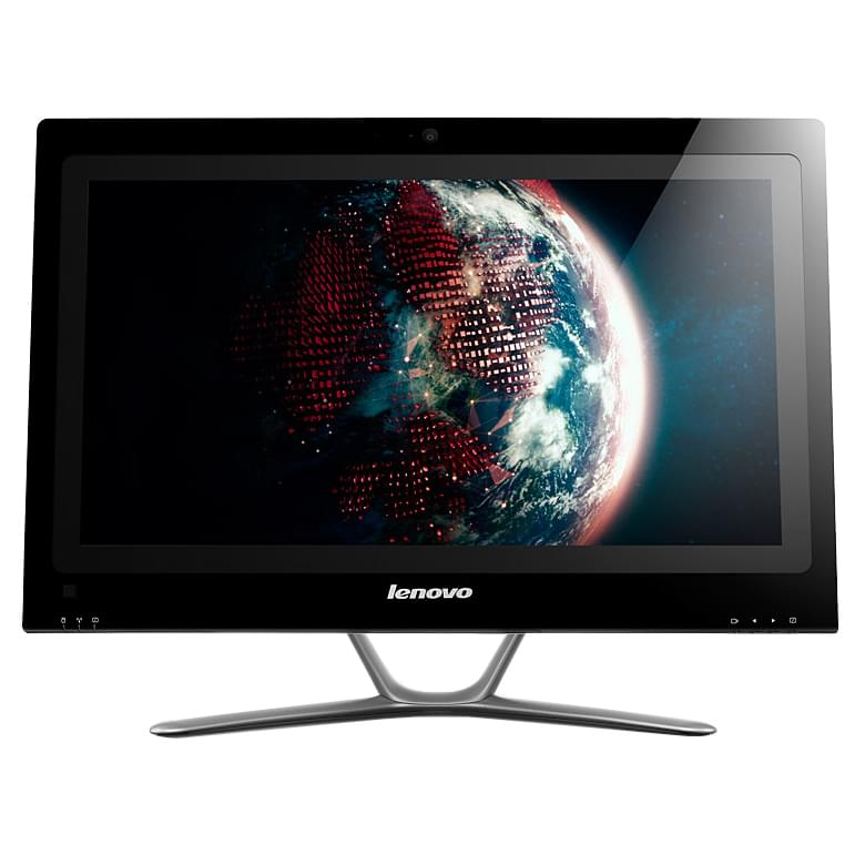 Lenovo IdeaCentre C440 (57318029) - Achat / Vente All-In-One PC sur Cybertek.fr - 0