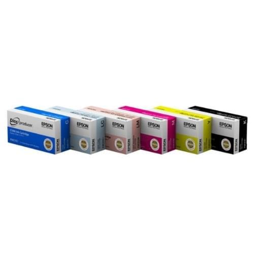 Epson Cartouche S020451 Jaune (C13S020451) - Achat / Vente Consommable Imprimante sur Cybertek.fr - 0